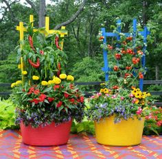15 Stunning Container Vegetable Garden Design Ideas & Tips – DIYFix.org