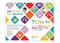 Moon Layout UK Childrens Science Magazine For Kids Graphic Design - Kids brochure template