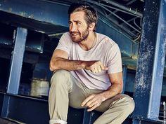 Jake Gyllenhall Esquire UK Julio 2015