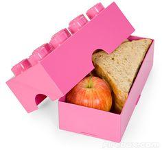 Fantastica! Scatola per portare il #pranzo in #ufficio.