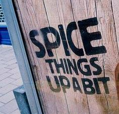 We love this sign for the World of #Spices international workshop at the Expo Milano 2015. #picknpay