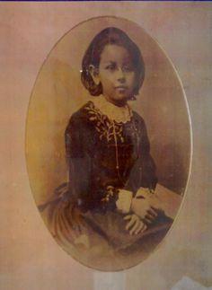 4. Portrait of Rama's daughter, Manorama.
