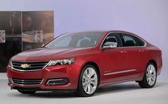 Chevrolet Impala | 2014 Chevrolet Impala Designers Featured on Wide Open Throttle