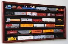 Presents For Model Train Enthusiasts