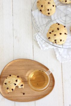 chocOlate chip hot buns