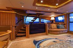 "Review: Trinity Yachts 122' Sportfish ""Mary P"" - Trinity Yacht | YachtForums: We Know Big Boats!"