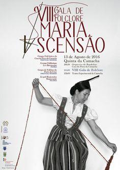 VII Gala de Folclore Maria Ascensão -