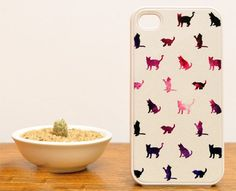 Cat iPhone 4 or 4S Case Uncovet by The Case of Mr Pelham