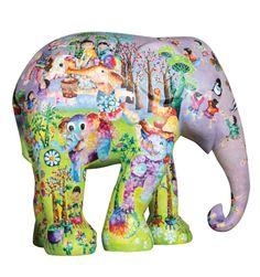 doeeyedbaby 2015 bangkok Elephant Parade, Elephant Theme, Elephant Love, Elephant Art, Elephant Stuff, All About Elephants, Elephants Never Forget, Birthday Ideas For Her, Cow Parade