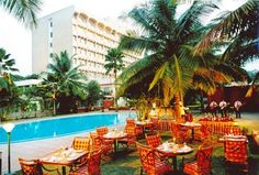 The Hotel Regaalis is one of the most well known of the deluxe hotels in Mysore.