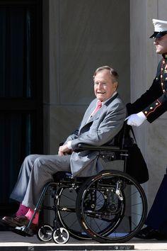 PHOTO ESSAY: 14 Fun Facts About Bush Sr. (Besides His Crazy Socks)