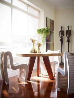 Phillips Collection #ecochic #windowlight #reclaimed #wood #upcycle #fashion #modern #interiordesign