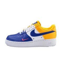 71f994d5bad Nike Air Force 1  07 LV8 (Deep Royal Blue)