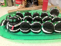 Dragon with Oreo cakesters!