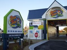 A drive-thru to stock up on all of your essential beverages?! Only in the OBX!