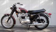 Bike #7 - Triumph 650 Bonneville
