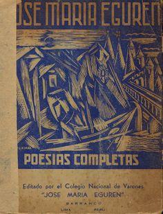 José María Eguren - Poesías completas / PQ 8497.E3 P73J