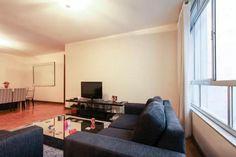 Apartamento grande perto da Avenida Paulista em São Paulo para alugar pelo Airbnb