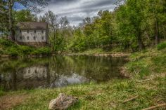 Jackson's Mill in Lewis County, WV