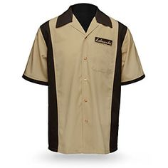ThinkGeek :: Big Lebowski Urban Achievers Bowling Shirt