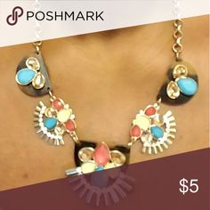 Ethnic inspired statement necklace Ethnic inspired statement necklace Jewelry Necklaces