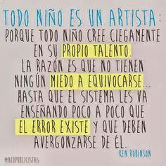 Todo niño es un Artista