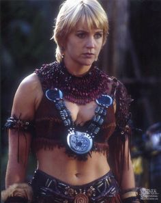 gabrielle queen of the amazons