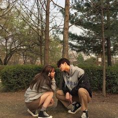 cute ulzzang couple 얼짱 pair kawaii adorable korean pretty beautiful hot fit japanese asian soft aesthetic g e o r g i a n a : 人 Ulzzang Korea, Korean Ulzzang, Couple Ulzzang, Ulzzang Girl, Cute Relationship Goals, Cute Relationships, Senior Photography, Couple Photography, Foto Best Friend