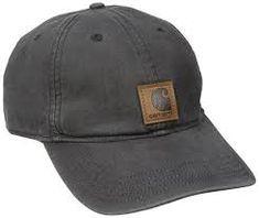 Carhartt Men s Medium Profile 100 Percent Cotton Odessa Force Cap afb943e0e8ef