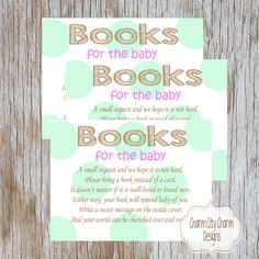 Bring a Book Instead of a Card Bring a Book by charmcitycharm