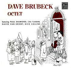 BrubeckOctet. by Arnold Roth