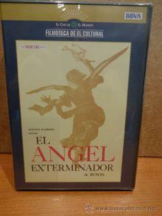 EL ÁNGEL EXTERMINADOR. DE BUÑUEL. DVD PRECINTADO.