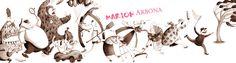 Marion Arbona - Illustrations
