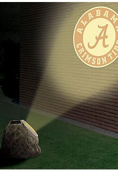 Alabama Crimson Tide Projection Rock