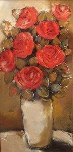 flowers-red  - Liesel Brune