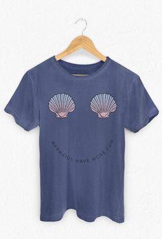 T-shirt Mermaid ZI8883