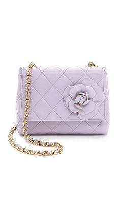 What Goes Around Comes Around Chanel Camellia Mini Bag