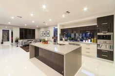 Metricon homes - kitchen