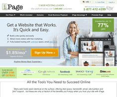 What an in-depth review on iPage, the cheap yet useful hosting.