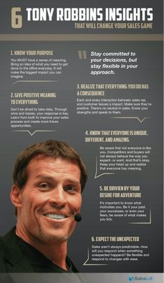 72, Leocraft: 6 Tony Robbins Insights That Will Change Your Sales Game