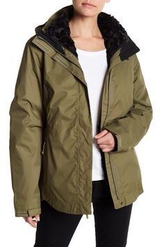 Mossbud Swirl TriClimate 2-in-1 Jacket by The North Face on @nordstrom_rack