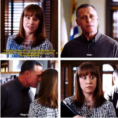 Voight: They're all true. (4x04)