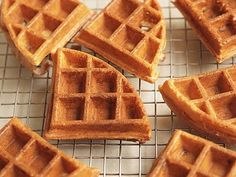 Aretha Franklin's Waffles of Insane Greatness. This is my go-to waffle recipe.