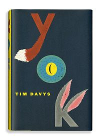 Tim Davys Series - jarrodtaylordesign.com