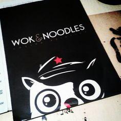 Wok & Noodles en San José. A veces tienen 2x1 in chikisake de 6pm a 8pm. Llamar para confirmar: 2221 8740. 5/4/15.