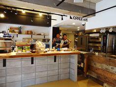 Bondi cafe and sandwiches, Tokyo