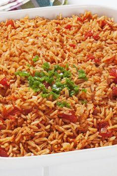 Best Spanish Rice / The Best Spanish Rice Recipe - Chicken broth and salsa make this really tasty!