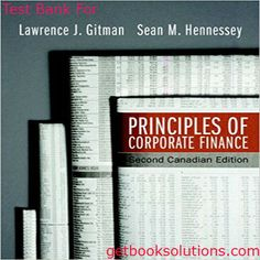 Solutions manual for chemistry the central science 12th edition test bank for principles of corporate finance second canadian edition edition by gitman hennessey solutions manual and test bank for textbooks fandeluxe Image collections