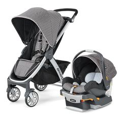 <p><strong>Features</strong></p>  <p><strong>Bravo<sup>®</sup> Stroller Features</strong></p>  <ul style=list-style-position:outside;margin-left:15px;> <li>Removable seat for easy transformation into a stylish frame carrier for the KeyFit<sup>®</sup></li> <li>Capacious basket easily accessed from front or rear</li> <li>Multi-position reclining seat and all-wheel suspension for baby's comfort</li> <li>Provides comfort for parents with height-adjustable handle and linked rear brakes</li…
