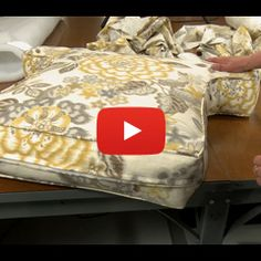 Great How-To Videos on upholstery – Sailrite